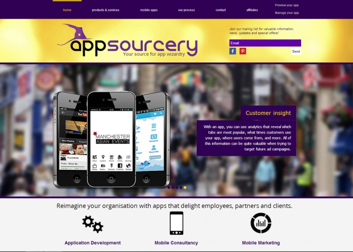 AppSourcery